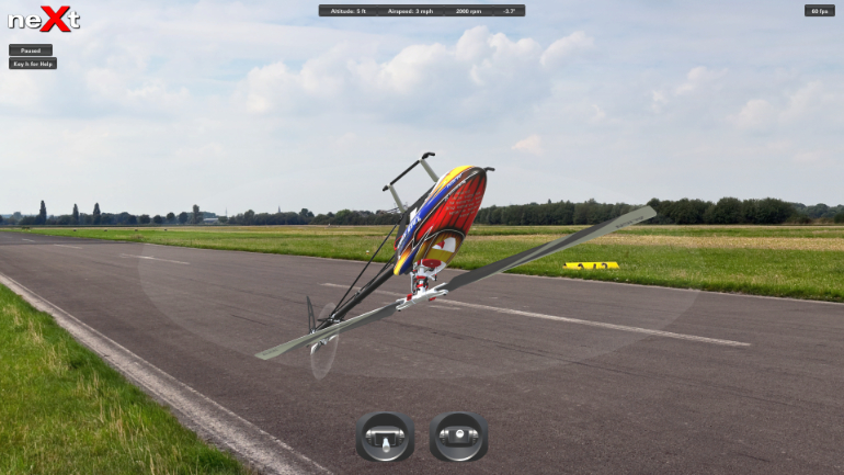 Next RC Flight Simulator